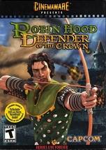 Robin Hood: Defender of the Crown dvd cover