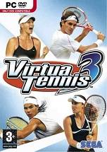 Virtua Tennis 3 poster