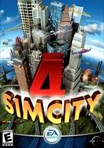 SimCity 4 dvd cover