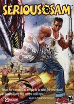 Serious Sam: The First Encounter dvd cover
