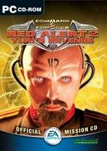 Command & Conquer: Red Alert 2 - Yuri's Revenge dvd cover