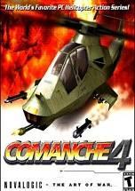 Comanche 4 dvd cover