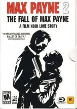 Max Payne 2: The Fall of Max Payne dvd cover