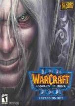 Warcraft III: The Frozen Throne dvd cover