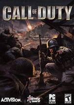 Call of Duty dvd cover