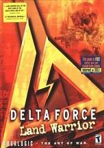 Delta Force: Land Warrior dvd cover