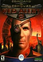 Command & Conquer: Red Alert 2 dvd cover