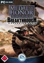 Medal of Honor: Breakthrough dvd cover