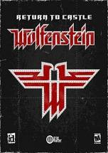 Return to Castle Wolfenstein dvd cover