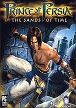 Prince of Persia: The Sands of Time dvd cover