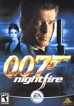 James Bond 007: NightFire dvd cover