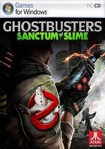 Ghostbusters: Sanctum of Slime dvd cover