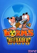 Worms Reloaded dvd cover