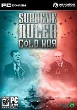 Supreme Ruler: Cold War dvd cover