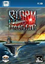 Storm over the Pacific dvd cover