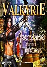 Ascension to the Throne: Valkyrie dvd cover