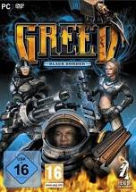 GREED - Black Border dvd cover