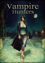 Vampire Hunters dvd cover