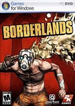 Borderlands dvd cover