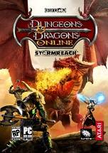 Dungeons & Dragons Online: Stormreach dvd cover
