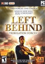 Left Behind: Tribulation Forces dvd cover