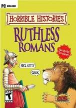 Horrible Histories: Ruthless Romans dvd cover