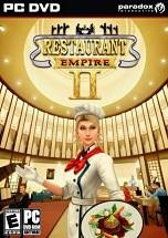 Restaurant Empire II dvd cover
