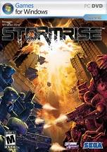 Stormrise dvd cover