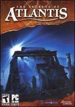 The Secrets of Atlantis dvd cover