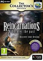 Reincarnations 2: Uncover the Past dvd cover