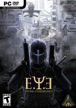 E.Y.E.: Divine Cybermancy dvd cover