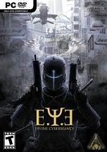E.Y.E.: Divine Cybermancy Cover