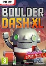 Boulder Dash-XL dvd cover