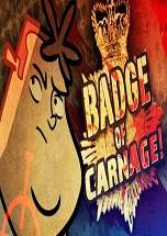 Hector: Badge of Carnage dvd cover