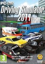 Driving Simulator 2011 dvd cover