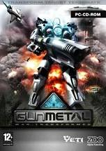 Gun Metal dvd cover