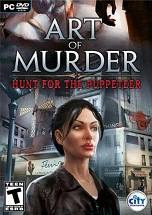 Art of Murder: Hunt for the Puppeteer dvd cover