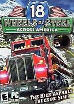 18 Wheels of Steel: Across America dvd cover