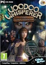 Voodoo Whisperer: Curse of a Legend dvd cover