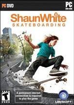 Shaun White Skateboarding dvd cover