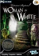 Victorian Mysteries  Woman in White dvd cover