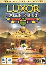 Luxor Amun Rising dvd cover
