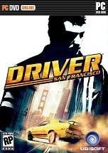Driver: San Francisco dvd cover
