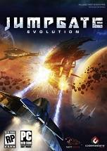 Jumpgate Evolution dvd cover