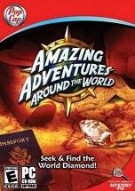 Amazing Adventures Around the World dvd cover