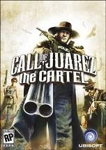 Call of Juarez: The Cartel dvd cover