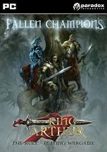 King Arthur: Fallen Champions poster 