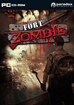 Fort Zombie dvd cover