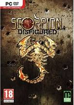 Scorpion: Disfigured dvd cover