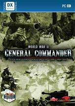 World War II: General Commander Cover